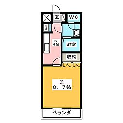 妙興寺駅 5.0万円