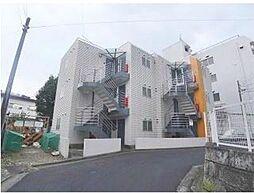 オレンジコート日野[3階]の外観