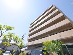 岡山県岡山市北区島田本町1丁目の賃貸マンションの外観