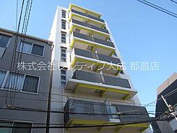 アパートメント京橋[2階]の外観