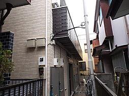 アーバンウエスト[2階]の外観