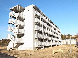ビレッジハウス迎田3号棟[4階]の外観
