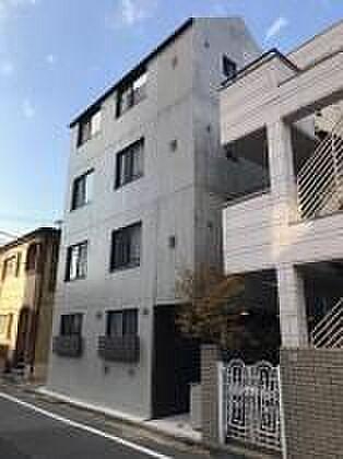 COCO SQUARE AYASE[4階]の外観