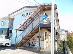 三重県桑名市明正町の賃貸アパートの外観