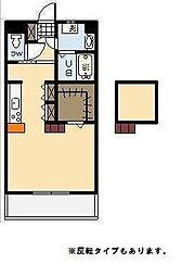 (新築)神宮東1丁目マンション[402号室]の間取り