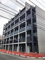 B CITY APARTMENT TACHIKAWA[106号室号室]の外観