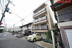 兵庫県伊丹市稲野町1丁目の賃貸マンションの外観