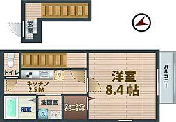 新井薬師前駅 9.0万円