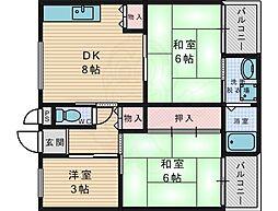 【敷金礼金0円!】ビレッジハウス私部