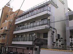 レジデンス長居[2階]の外観