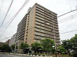 パロス美野島[6階]の外観