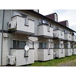 メゾニティ牧野 A棟[2階]の外観
