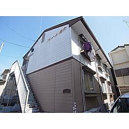 静岡県静岡市清水区追分の賃貸アパートの外観