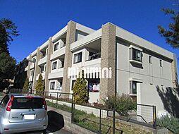 愛知県みよし市三好町弥栄の賃貸マンションの外観