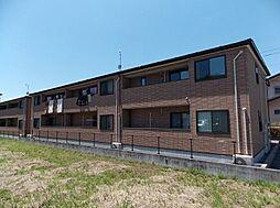 鹿児島県霧島市国分上小川の賃貸アパートの外観