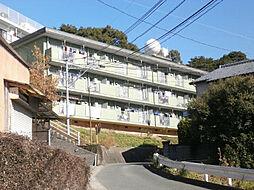 西山ハイツA[105号室]の外観