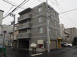 北海道札幌市南区澄川2条2丁目の賃貸マンションの外観