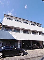コーポラスミハラII[2階]の外観