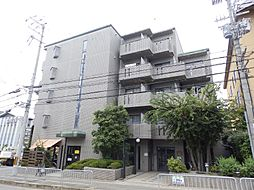 京都府京都市山科区川田岡ノ西の賃貸マンションの外観