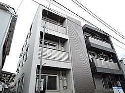 東京都世田谷区太子堂3丁目の賃貸マンションの外観