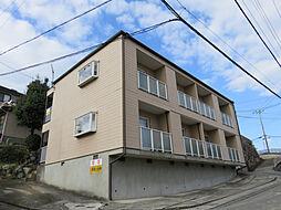兵庫県姫路市新在家本町4丁目の賃貸アパートの外観