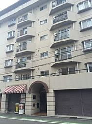 桜川レックスマンション[1階]の外観