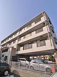 埼玉県ふじみ野市うれし野1丁目の賃貸マンションの外観