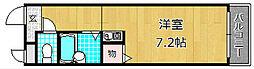 第3ハートビル[1階]の間取り