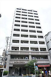 ライオンズマンション大手門第2[10階]の外観