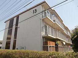 センチュリーハイツ町田13号棟[2階]の外観