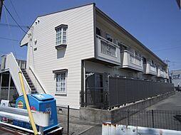 大阪府大阪狭山市東野西1丁目の賃貸アパートの外観