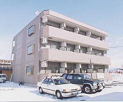 山形県山形市馬見ケ崎2丁目の賃貸マンションの外観