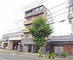 京都府京都市北区紫竹下緑町の賃貸マンションの外観