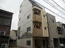 愛媛県松山市中一万町の賃貸マンションの外観