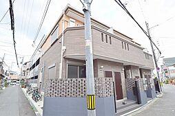 Osaka Metro谷町線 太子橋今市駅 徒歩3分の賃貸アパート