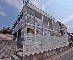 京都府京都市山科区西野山中臣町の賃貸マンションの外観