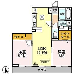 (仮)三橋6丁目新築D-room
