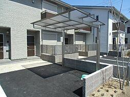 愛知県名古屋市北区楠味鋺2丁目の賃貸アパートの外観