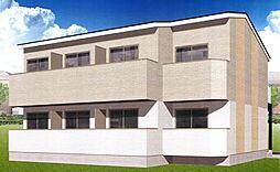 (仮称)青葉区台原共同住宅B棟[201号室]の外観