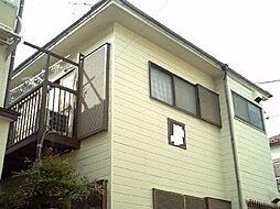 神奈川県川崎市中原区木月3丁目の賃貸アパートの外観