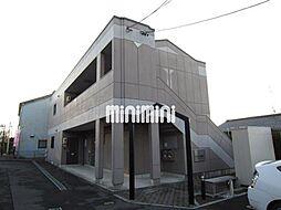 コンフォール前田II[2階]の外観