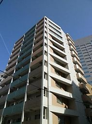 東京都中央区日本橋箱崎町の賃貸マンションの外観