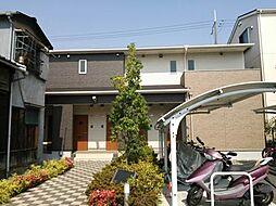 兵庫県尼崎市大庄西町4丁目の賃貸アパートの外観