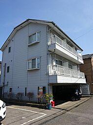 東京都北区豊島3の賃貸マンションの外観