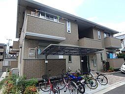 セジュールユイット西岩田[1階]の外観
