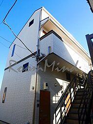 神奈川県横浜市神奈川区片倉2の賃貸アパートの外観