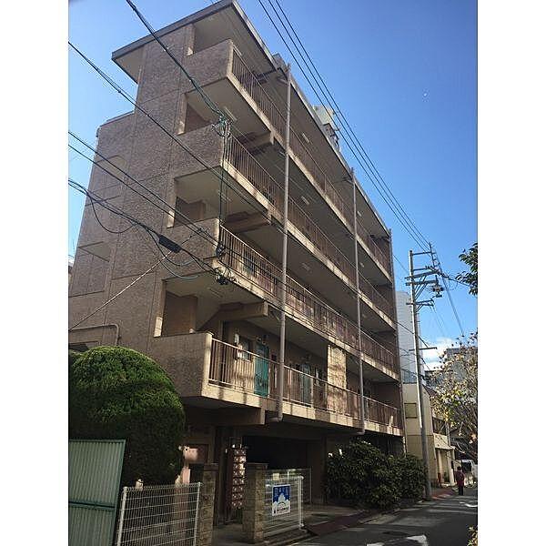 マンション藤[5階]の外観