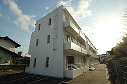 広島県広島市佐伯区八幡4丁目の賃貸マンションの外観