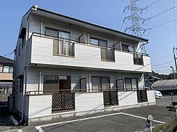 JR姫新線 播磨高岡駅 3.8kmの賃貸アパート