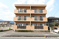 佐賀県小城市小城町の賃貸マンションの外観